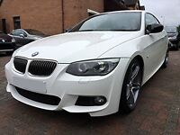 BMW 3 SERIES 2.0 318i Sport Plus 2dr Sat-Nav-Leather -1 Owner