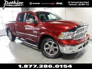 2015 Ram 1500 Laramie | DIESEL | LEATHER | SUNROOF |