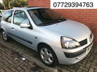 2001 Renault Clio 1.2 16v Dynamique 3dr # 1 YEARS MOT # CHEAP INSURANCE 1.2 #