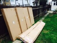plantation shutters, loads of sizes, new in the boxes, please check description for all info
