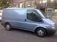 imaculate mk7 ford transit 2.2 crewvan (van of the year) 57 plate, needs minor tlc