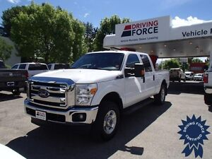 2016 Ford Super Duty F-250 XLT Crew Cab 4x4 - 17,409 KMs, 6.2L