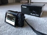 CANON G7x i - Excellent condition