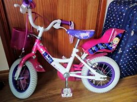 Child's Molli Bike (Raleigh) for girls