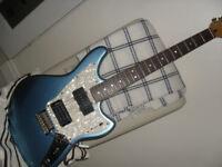 Fender modern player Marauder guitar Lake placid blue in excellent condition
