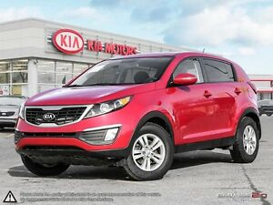 2013 Kia Sportage LX LOADED! VERY CLEAN!!