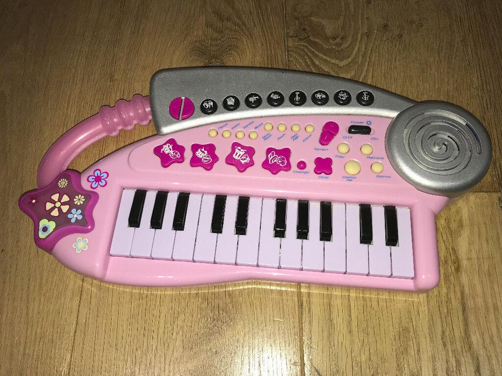 Pink ELC Keyboard