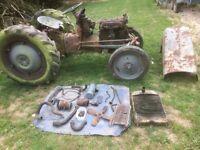 Grey ferguson Tractor Petrol/Parafin