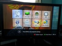 """42"""" 3D LG TV LED TV 200HZ with Freeview HD & NetCast USB Playback ULTRA THIN"""