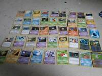 Over 200 Pokemon cards