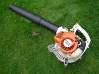 Stihl BG55 Petrol leaf Blower