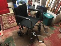 Wheelchair immaculate condition