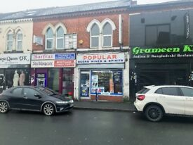 Busy location Retail Shop, Ladypool Road, Birmingham