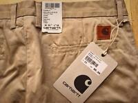 Carhartt Men's Trousers - brand new