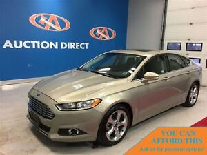2016 Ford Fusion SE, PWR SEAT, SUNROOF, BACK UP CAM, FINANCE NOW