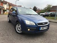 Ford Focus Ghia 1.6 tdci Automatic, Only 65k mileage, New 12 Months MOT