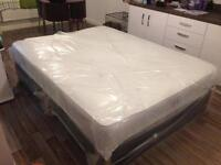 New King Size Bed and Mattress