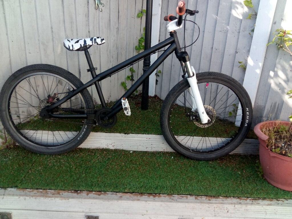 adult single gear jump bike | in West Derby, Merseyside | Gumtree