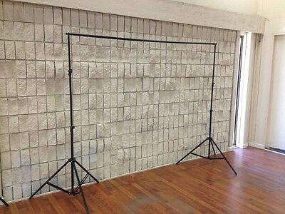 Photography Video Backdrop Background Stand Backdrop Support System  REF Background Backdrop Support System