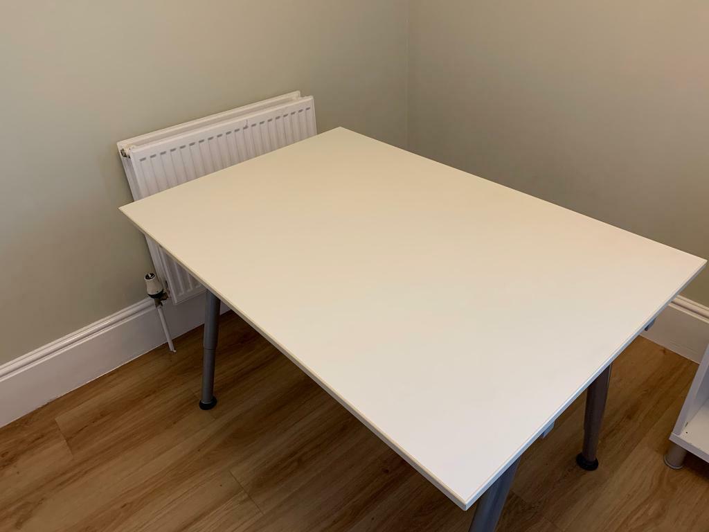 Ikea Galant Desk In Swanage Dorset Gumtree