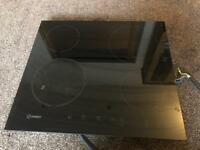 Indesit Induction Glass-Ceramic Hob VIA 640 C Not Gas or Electric