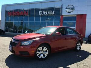 2014 Chevrolet Cruze 1LT-IN VERY NICE CONDITION/ONE OWNER