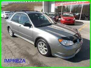 2007 SUBARU IMPREZA AWD - AIR CONDITIONNER -