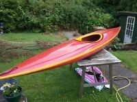 Canoe for sale, brand is Peter Spence,