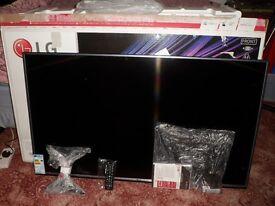 "LG 55UH615V 55"" Television"