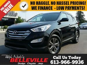2014 Hyundai Santa Fe Sport ALL Wheel Drive