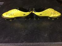 Kids Adidas F 50 soccer cleats
