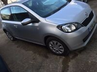 SKODA Citigo 1.0 MPI SE ASG 5dr (15 - 16) S Auto UP or Seat MI Ideal City Car or Caravan TOW CAR