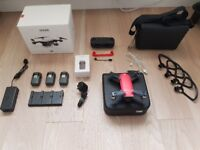 DJI Spark Fly More Combo - Lava Red £500 ono BRAND NEW