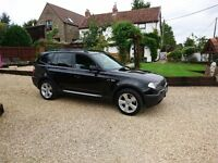 Bmw x3 sport, 3.0i lpg/gad, fsh, very economical and reliable