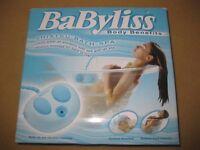Babyliss 8052U Body Benefits Shiatsu Bath Spa