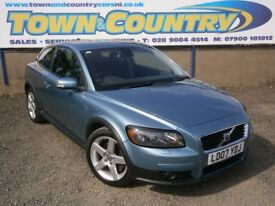 ***2007 Volvo C30 SE 170 AUTO **STUNNING CONDITION**FULL SH**( golf astra focus )
