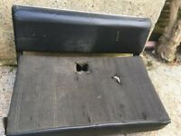 Land Rover front bench seat