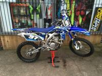 2010 Yamaha yzf 250 immaculate condition throughout