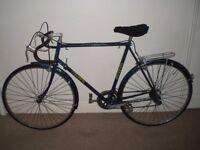 """Classic/Vintage/Retro Triumph 23.5"""" Racing/Road Bike (will deliver)"""