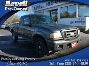 2007 Ford Ranger Sport  *AS TRADED