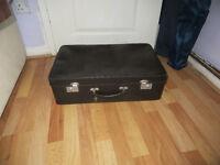 Antler suitcase, black Antler suitcase