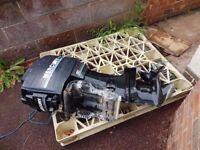 Mercury 50hp outboard SPEARS/ NEED REPAIR