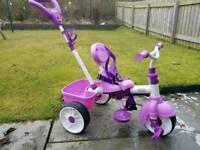 Push or Pedal Trike