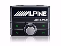 Alpine EZi-DAB Digital Car Radio - Brand New - Never Used.