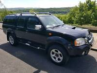 NISSAN NAVARA 2004 D22 OUTLAW (REMANUFACTURED ENGINE MAY 2017) TOP OF THE RANGE