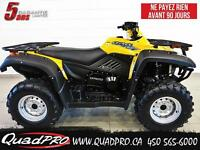 2015 CFMOTO TRAILTRACKER C-FORCE 500 EFI