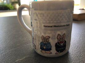 nat west pig mug