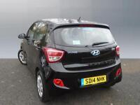Hyundai i10 SE (black) 2014-04-26