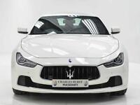 Maserati Ghibli DV6 (white) 2015-11-17