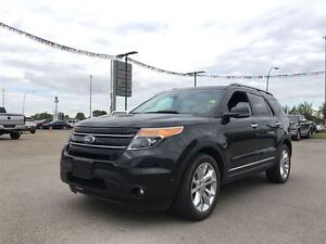 2013 Ford Explorer Limited/AWD/LEATHER